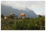 w drodze z Vang Vieng do PhaTang