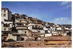 mnisie chatki w klasztorzeSongzanlin