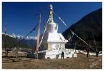 stupa w ShangYubeng