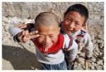 dzieciaki z Litang