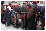Tybetanki na ulicznym targu wKardze/Ganzi