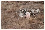 grób na pustkowiu