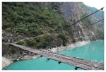 most na Nujiang (okoliceWuli)