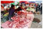 mięso na targu wDimaluo